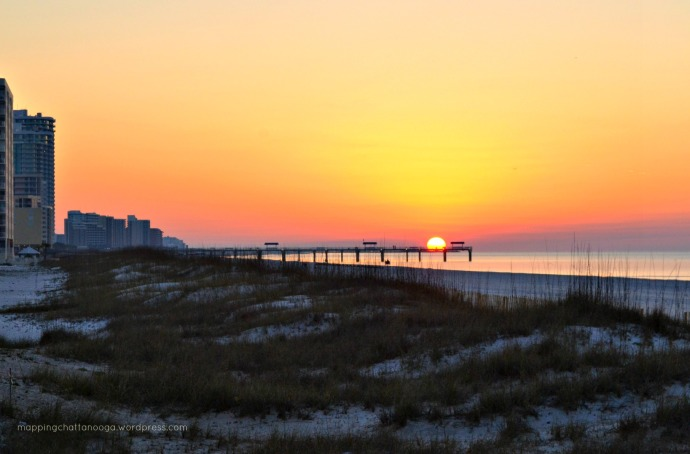 sunrise Orange Beach, AL